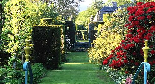 Discovering Welsh Gardens - Plas Brondanw