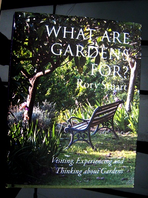 Post image for What Are Gardens For? plus shameless self promotion..