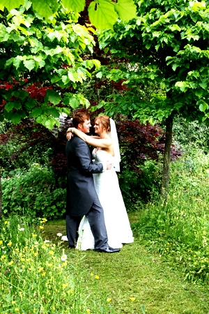 Veddw House Garden, Monmouthshire - Wedding
