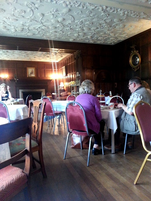 Wyndcliffe Court Tearoom 20150605_152636