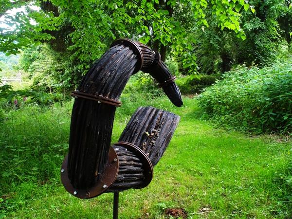 Gemma's Sculptures Copyright Anne Wareham SAM_1611