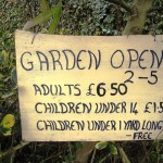 Post image for Do we expect too much from open gardens?